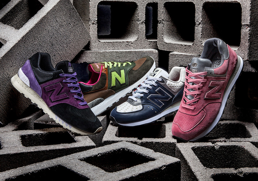New Balance Prezentuje 'Iconic Collaborations' Pack
