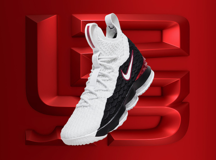 Lebron James Zagrał W Nike Lebron 15 'Air Zoom Generation'