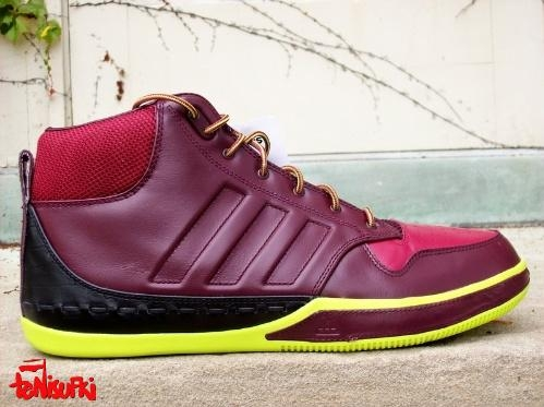 Adidas Lux Mid - Remix Series