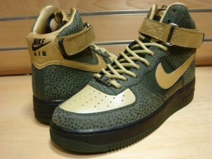 Nike Air Force 1 High Premium Safari