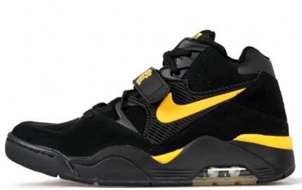 Nike Air Force 180 - Black/Maize/Bumble Bee