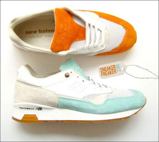 Toothpaste Pack Solebox New Balance 1500
