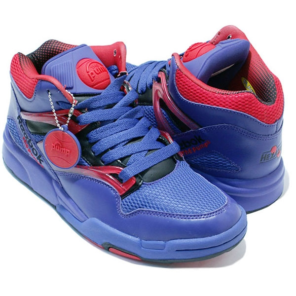 Reebok Pump Omni Lite Blue/Red