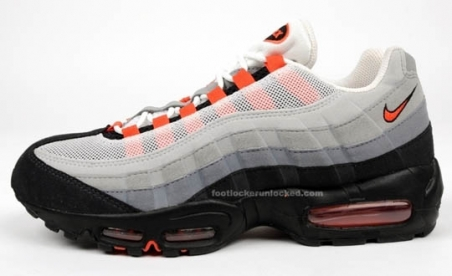Nike Air Max 95 Team Orange