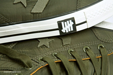 UNDFTD Converse Poorman's Weapon Olive