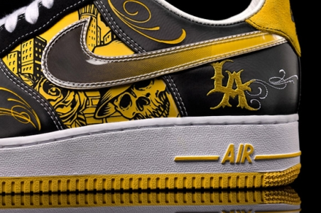Nike Sportswear x LIVESTRONG x Mister Cartoon Air Force 1