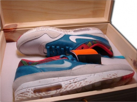 SneakersBR x Nike Air Max 1 Lanceiro