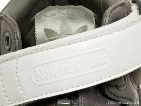 Nom De Guerre x adidas Originals - Forum Hi - FIVE-TWO 3