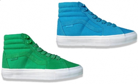 Vans SK8-Hi California Collection