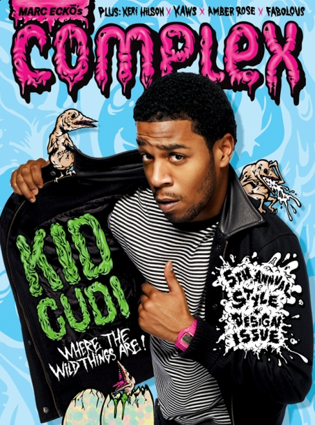 The Kid Cudi x Augor dla Complex Magazine