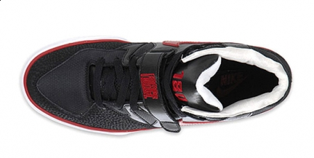 Nike Auto Force 180 – Black – Varsity Red – White