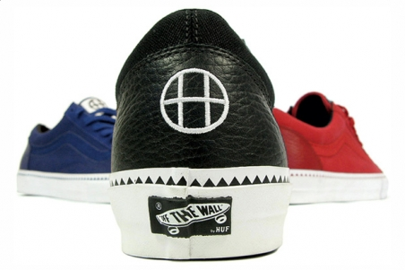 HUF x Vans Old Skool