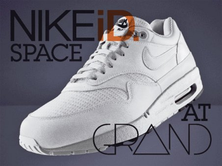 NikeID w Grand Switzerland