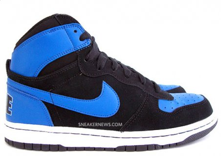 Big Nike (Jordan Pack) - Black/Varsity Royal
