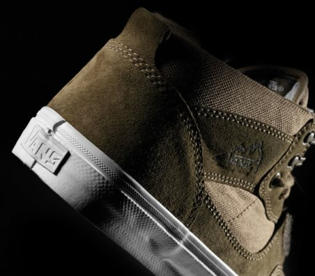 Vans Syndicate Mountain Edition S Warrior