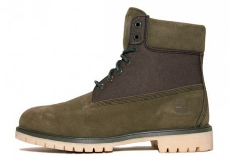 UNDFTD x Timberland 6 Inch Boots