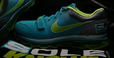 Sole Collector x Nike Air Max Trainer 1