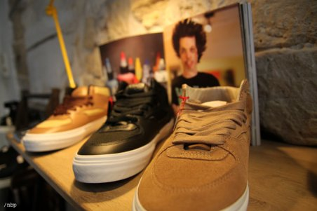 Vans Syndicate Pop Up Shop Paris