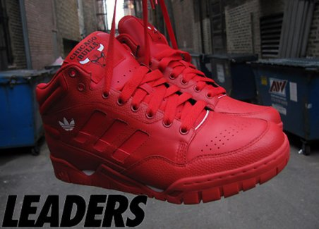Adidas Phantom II - Chicago Bulls Edition
