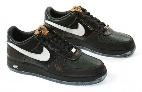 DJ Premier x Nike Air Force 1