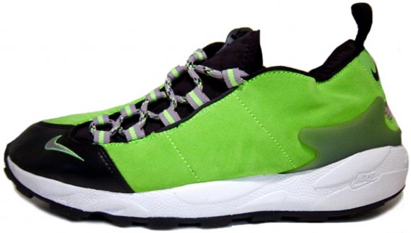 Nike Air Footscape  LE Electric Green/Medium Grey