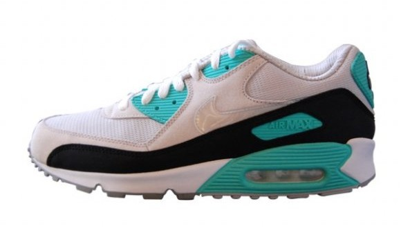 Nike WMNS Air Max 90 - Neutral Grey/Clear Mint