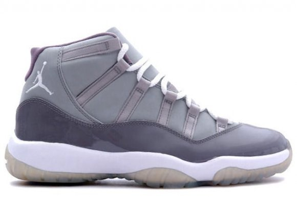 Air Jordan XI Retro - Concord + Cool Grey