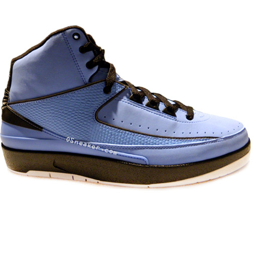 Air Jordan II University Blue/Black