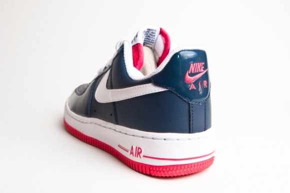 Nike WMNS Air Force 1 - Navy/White/Red