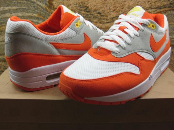 Nike Air Max 1 - Orange Blaze - niewydane sample