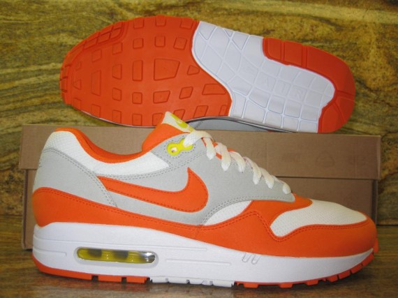Nike Air Max 1 - Orange Blaze (aktualizacja)