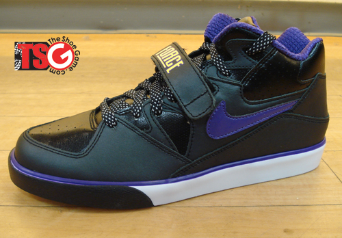 Nike Auto Force + Auto Flight - Black/Purple