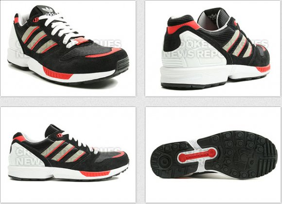 Adidas ZX 5000 Black/Red