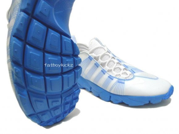 Nike Air Footscape Freemotion White/Blue
