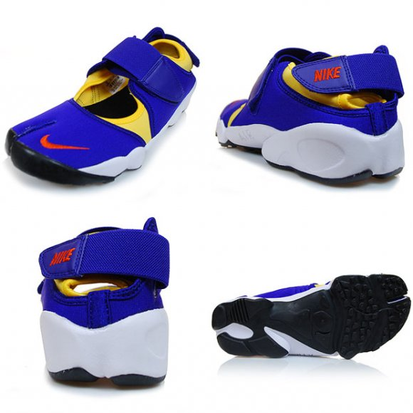 Nike Air Rift OG - Purple/Yellow