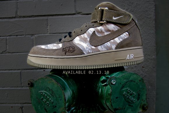 Reconcepts Nike Air Force 1 X Mid