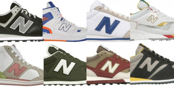 New Balance Lifestyle Collection - Wiosna/Lato 2010