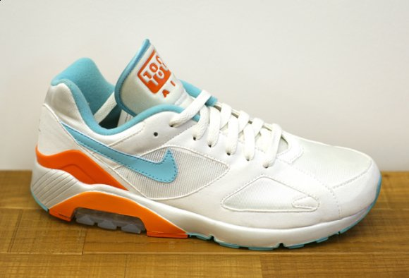 Nike Air 180 Orange - Wiosna/Lato 2010