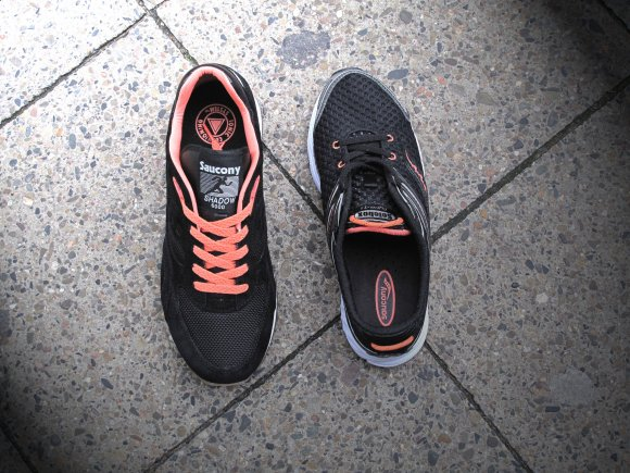 Solebox x Saucony Oldskool vs Newskool