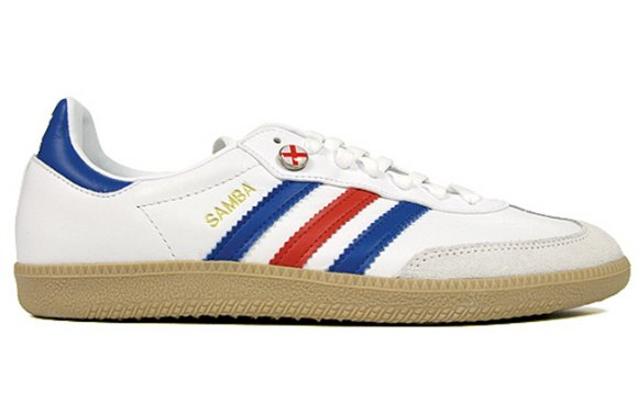Adidas Originals Samba Englang - 2010 World Cup Edition
