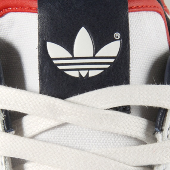 James Bond for David Beckham x adidas Originals - Rod Laver Super