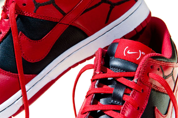 Nike (RED) Dunk Low