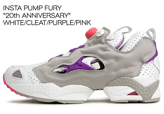Reebok Insta Pump Fury Respect Pack Series Two