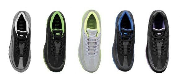 Nike Air Max 24-7 - Air Attack Pack