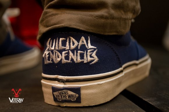 Vans Era x Suicidal Tendencies