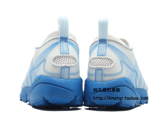 Nike Air Footscape Free Motion | White / University Blue