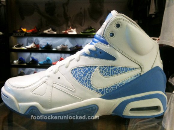 Nike Air Hoop Structure Broken Glass