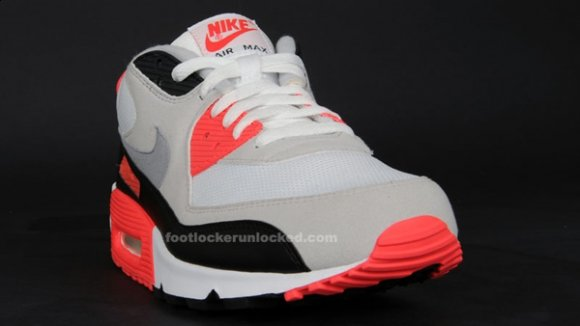 Nike Air Max 90 Infrared - Lipiec 2010