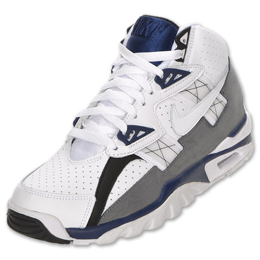 Nike Air Trainer SC – White/Navy-Grey-Black