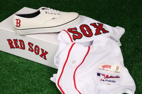 Vans Vault dla MLB - Boston Red Sox & Chicago White Sox